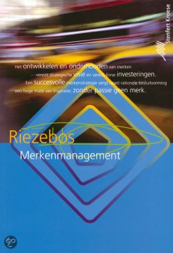 Riezebos Merkenmanagement